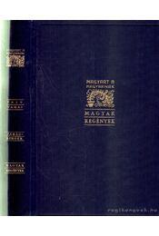 Járásbiróék - Falu Tamás - Régikönyvek