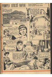 Pompeji utolsó napjai 1978. (4-19. szám 18. rész) - Zórád Ernő - Régikönyvek