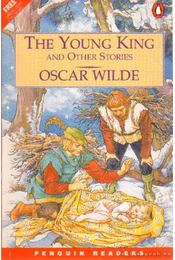 The young king and other stories - Oscar Wilde - Régikönyvek