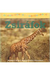Zsiráfok - Albee, Sarah - Régikönyvek