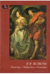 Paintings - Oilsketches - Drawings - Rubens, P. P. - Régikönyvek