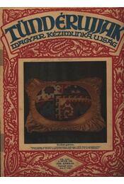 Tündérujjak 1931. április VII. évf. 4. szám - Régikönyvek