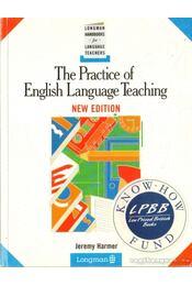 The Practice of English Language Teaching - Harmer, Jeremy - Régikönyvek