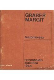 Gráber Margit festömüvész - Frank János - Régikönyvek