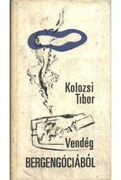 Vendég Bergengóciából - Kolozsi Tibor - Régikönyvek