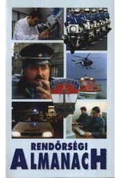 Rendőrségi Almanach 1994 - Régikönyvek