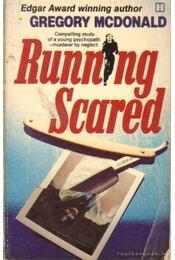 Running Scared - Gregory McDonald - Régikönyvek