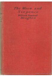 The Moon and Sixpence - Maugham, W. Somerset - Régikönyvek