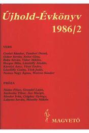 Újhold-Évkönyv 1986/2. - Lengyel Balázs - Régikönyvek
