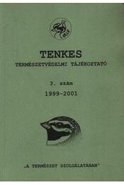 Tenkes 1999-2001 3. szám - Bank László - Régikönyvek