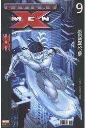 Újvilág X-MEN 9. 2006. június - Régikönyvek