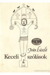 Keceli szólások - Iván László - Régikönyvek