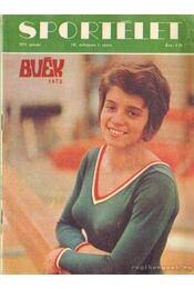 Sportélet 1973. IX. évfolyam (teljes) - Pető Béla - Régikönyvek