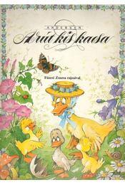 A rút kiskacsa - Hans Christian Andersen - Régikönyvek
