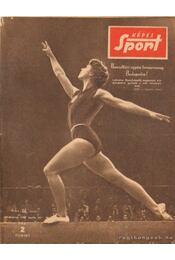 Képes sport 1956. III. évf. (hiányos) - Pásztor Lajos - Régikönyvek