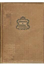 A holicsi Cupido (mini) - Herczeg Ferenc - Régikönyvek