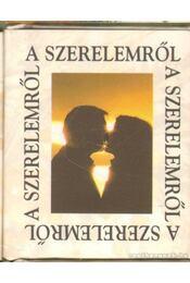 A szerelemről (mini) - Régikönyvek