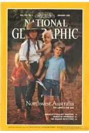 National Geographic 1991 January-December (Teljes évfolyam) - Régikönyvek
