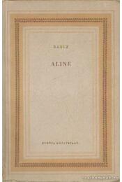 Aline - Ramuz, Charles-Ferdinand - Régikönyvek
