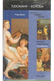 Hang - ember - hang - Pap János - Régikönyvek