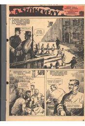 A szökevény 1970. (5-16. szám 12. rész) - Cs. Horváth Tibor, Erdős László - Régikönyvek