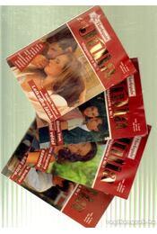 Arany Júlia 1995. 1-4. füzet - York, Alison, Napier, Susan, Bradley, Kate, Kingsley, Geeta - Régikönyvek
