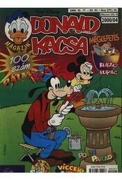 Donald Kacsa 2000/04. - Walt Disney - Régikönyvek