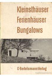 Kleinsthäuser Ferienhäuser Bungalows - Régikönyvek