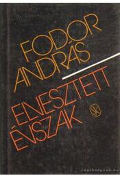 Elveszett évszak (dedikált) - Fodor András - Régikönyvek