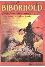 Bíborhold 1993. június II. évfolyam 6. szám - Nádori Gergely, Tihor Miklós (szerk.) - Régikönyvek