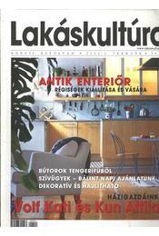 Lakáskultúra 2002/2. február - Régikönyvek