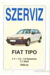 Fiat Tipo - Régikönyvek