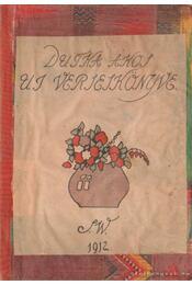 Dutka Ákos uj verseskönyve - Dutka Ákos - Régikönyvek
