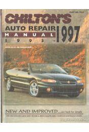 Chilton's Auto Repair Manual 1993-1997 - Freeman, Kerry A. (főszerk.) - Régikönyvek