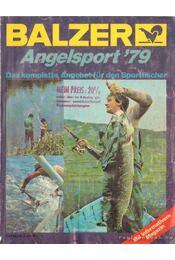 Balzer - Angelsport '79 - Régikönyvek