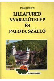 Lillafüred nyaralótelep és Palota szálló - Járási Lőrinc - Régikönyvek