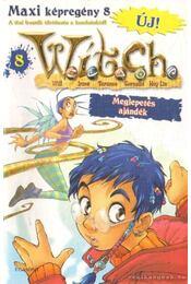 Witch Maxi képregény 8. - Régikönyvek