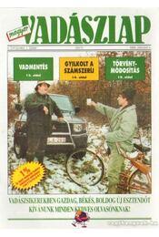 Magyar Vadászlap 1999/1 - Csekó Sándor - Régikönyvek