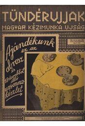 Tündérujjak 1932. november VIII. évf. 11. (91.) szám - Régikönyvek
