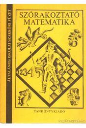 Szórakoztató matematika - M, Lopovok L. - Régikönyvek