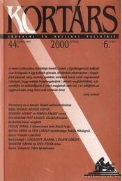 Kortárs 2000/6. június - Kis Pintér Imre - Régikönyvek