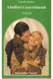 A belfort-i szerelmesek - Mallow, Iolanthe - Régikönyvek