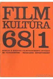 Filmkultúra 68/1 - Sallay Gergely (szerk.) - Régikönyvek