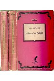 Moment in Peking I-II - Lin Yutang - Régikönyvek