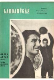 Labdarúgás 1965. XI. évf. (teljes) - Hoffer József - Régikönyvek