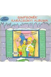 Simpsonék karácsonyi albuma - Groening, Matt - Régikönyvek