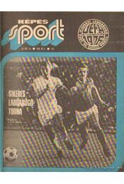 Képes sport 1976. 23. évf. (hiányos) - Kutas István - Régikönyvek