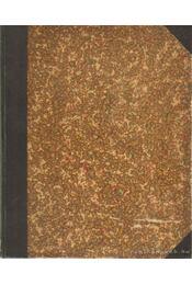 A bánya- és kohómérnöki osztály közleményei 1935 - Tettamanti J., Romwalter A. - Régikönyvek