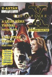 X-akták 1997/5. - Petrucha, Stefan - Régikönyvek