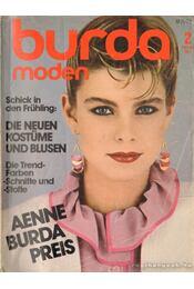 Burda Moden 1983/2 Februar - Régikönyvek